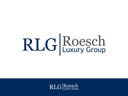Roesch Luxury Group A Logo, Monogram, or Icon  Draft # 50 by BestDesign20