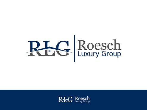 Roesch Luxury Group A Logo, Monogram, or Icon  Draft # 52 by BestDesign20