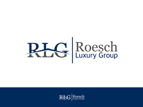 Roesch Luxury Group A Logo, Monogram, or Icon  Draft # 54 by BestDesign20