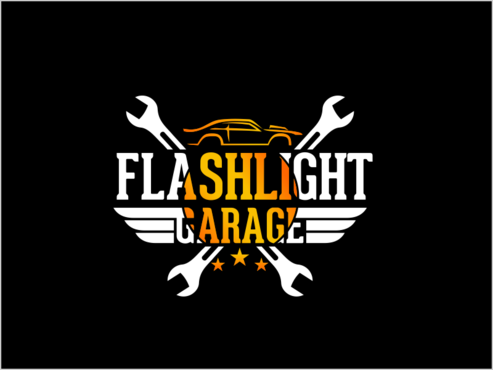 Flashlight Garage A Logo, Monogram, or Icon  Draft # 39 by thebullet