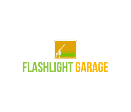 Flashlight Garage A Logo, Monogram, or Icon  Draft # 40 by DiscoverMyBusiness