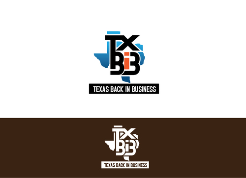 Texas Back In Business A Logo, Monogram, or Icon  Draft # 35 by Adwebicon