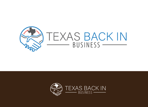 Texas Back In Business A Logo, Monogram, or Icon  Draft # 36 by Adwebicon