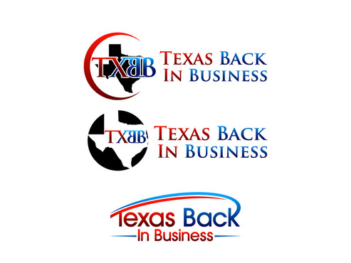 Texas Back In Business A Logo, Monogram, or Icon  Draft # 206 by saiiah