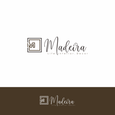 Madeira A Logo, Monogram, or Icon  Draft # 108 by niexZ