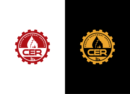 CER Short for (Choice Equipment Rentals) A Logo, Monogram, or Icon  Draft # 24 by FauzanZainal