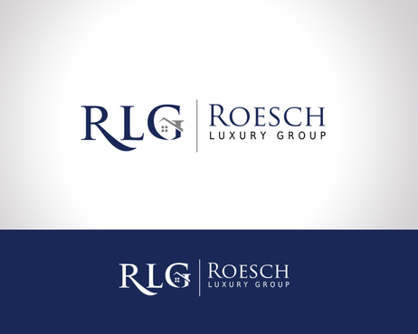 Roesch Luxury Group A Logo, Monogram, or Icon  Draft # 60 by shivabomma