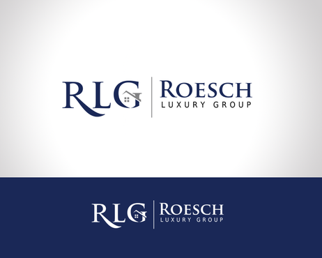 Roesch Luxury Group A Logo, Monogram, or Icon  Draft # 61 by shivabomma