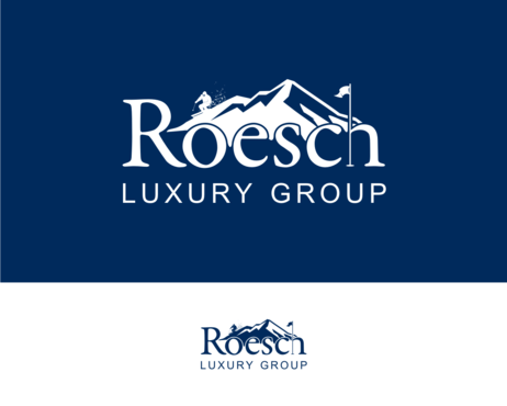 Roesch Luxury Group A Logo, Monogram, or Icon  Draft # 77 by simpleway