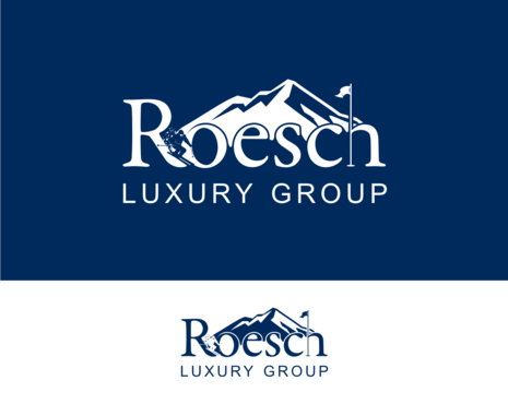 Roesch Luxury Group A Logo, Monogram, or Icon  Draft # 78 by simpleway