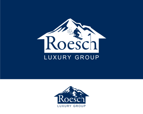 Roesch Luxury Group A Logo, Monogram, or Icon  Draft # 79 by simpleway