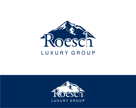 Roesch Luxury Group A Logo, Monogram, or Icon  Draft # 80 by simpleway