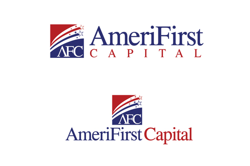 AmeriFirst Capital A Logo, Monogram, or Icon  Draft # 53 by TheTanveer