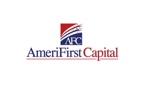 AmeriFirst Capital A Logo, Monogram, or Icon  Draft # 54 by TheTanveer