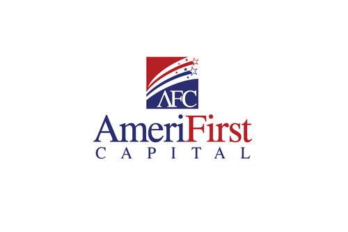 AmeriFirst Capital A Logo, Monogram, or Icon  Draft # 57 by TheTanveer