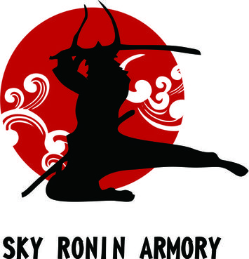 Sky Ronin Armory A Logo, Monogram, or Icon  Draft # 6 by dharaz