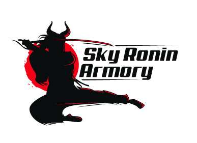 Sky Ronin Armory A Logo, Monogram, or Icon  Draft # 7 by jaydesign