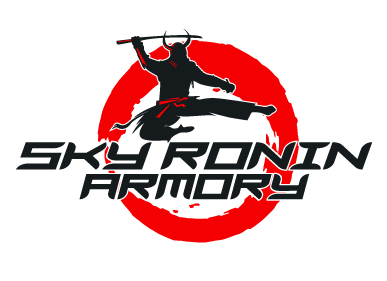 Sky Ronin Armory A Logo, Monogram, or Icon  Draft # 8 by jaydesign