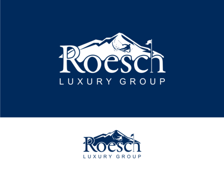 Roesch Luxury Group A Logo, Monogram, or Icon  Draft # 82 by simpleway