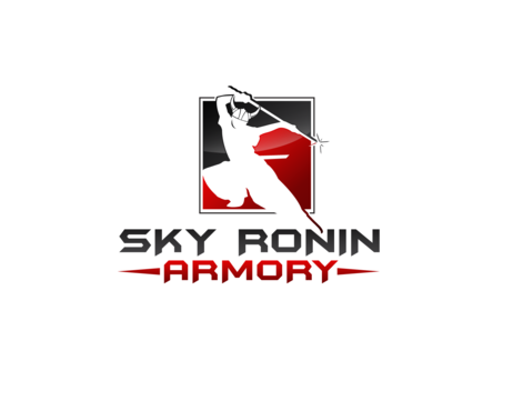 Sky Ronin Armory A Logo, Monogram, or Icon  Draft # 17 by raghavranjan
