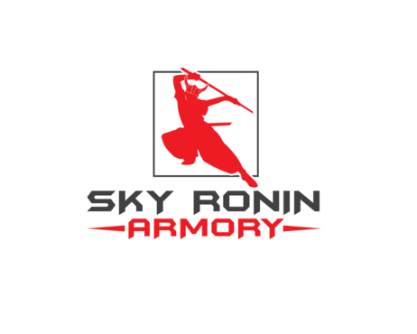 Sky Ronin Armory A Logo, Monogram, or Icon  Draft # 18 by raghavranjan