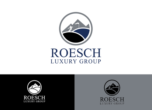 Roesch Luxury Group A Logo, Monogram, or Icon  Draft # 91 by Adwebicon