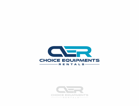 CER Short for (Choice Equipment Rentals) A Logo, Monogram, or Icon  Draft # 92 by mohtar