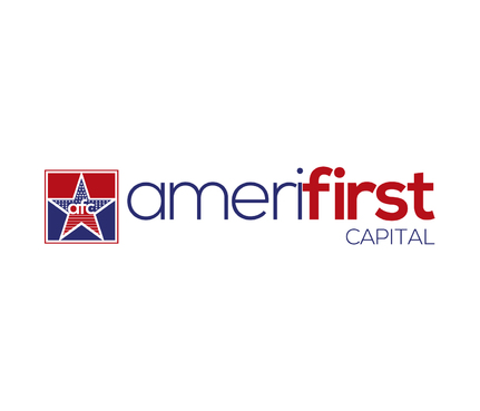 AmeriFirst Capital A Logo, Monogram, or Icon  Draft # 215 by DiscoverMyBusiness