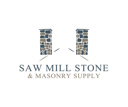 Saw Mill Stone & Masonry Supply A Logo, Monogram, or Icon  Draft # 82 by LLDYB
