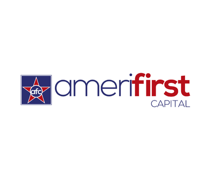 AmeriFirst Capital A Logo, Monogram, or Icon  Draft # 217 by DiscoverMyBusiness