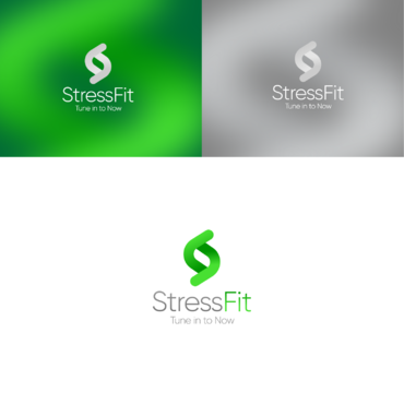StressFit A Logo, Monogram, or Icon  Draft # 1 by goodlogo