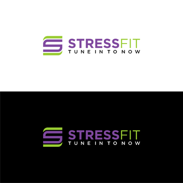 StressFit A Logo, Monogram, or Icon  Draft # 26 by juniorart