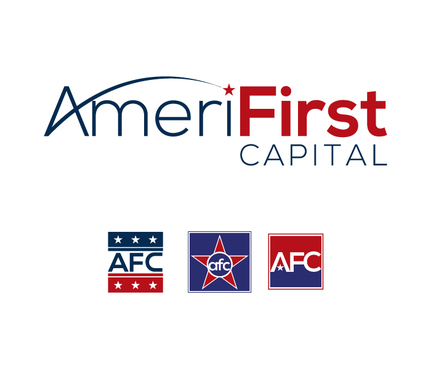 AmeriFirst Capital A Logo, Monogram, or Icon  Draft # 276 by DiscoverMyBusiness