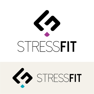 StressFit A Logo, Monogram, or Icon  Draft # 70 by rifqueiza