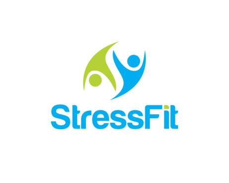 StressFit A Logo, Monogram, or Icon  Draft # 71 by Vincent1986