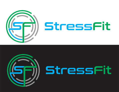 StressFit A Logo, Monogram, or Icon  Draft # 76 by UDINNUSANTARA