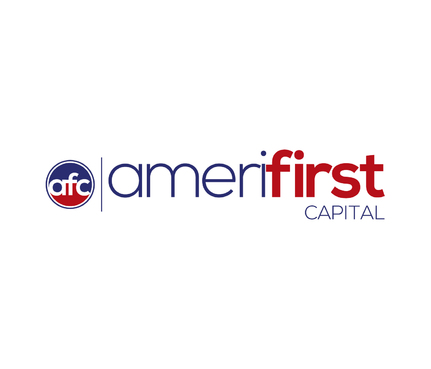 AmeriFirst Capital A Logo, Monogram, or Icon  Draft # 296 by DiscoverMyBusiness