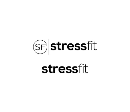 StressFit A Logo, Monogram, or Icon  Draft # 116 by DiscoverMyBusiness