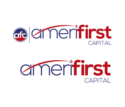 AmeriFirst Capital A Logo, Monogram, or Icon  Draft # 306 by DiscoverMyBusiness