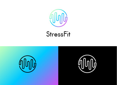StressFit A Logo, Monogram, or Icon  Draft # 147 by Trendzy