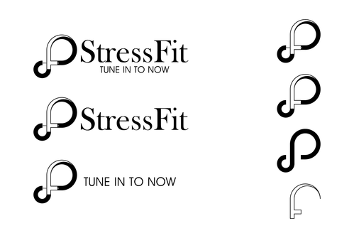 StressFit A Logo, Monogram, or Icon  Draft # 181 by kinsey