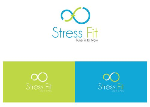 StressFit A Logo, Monogram, or Icon  Draft # 316 by JohnLuca