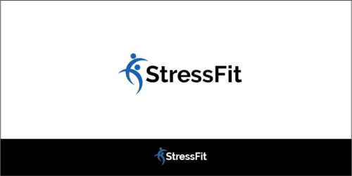 StressFit A Logo, Monogram, or Icon  Draft # 320 by QueenZera