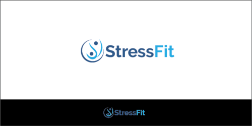 StressFit A Logo, Monogram, or Icon  Draft # 321 by QueenZera