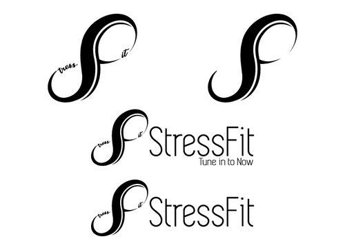 StressFit A Logo, Monogram, or Icon  Draft # 322 by naison