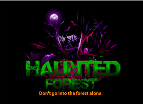 Design by shreeganesh For Logo for a Haunted House