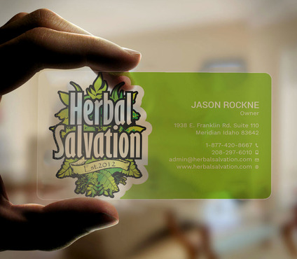 Herbal Salvation