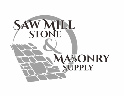 Saw Mill Stone & Masonry Supply A Logo, Monogram, or Icon  Draft # 207 by UDINNUSANTARA