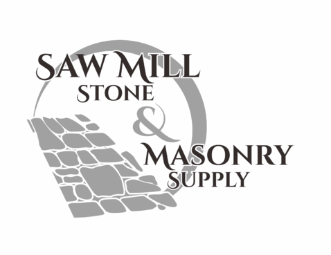 Saw Mill Stone & Masonry Supply A Logo, Monogram, or Icon  Draft # 210 by UDINNUSANTARA
