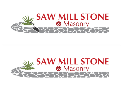 Saw Mill Stone & Masonry Supply A Logo, Monogram, or Icon  Draft # 215 by Adwebicon